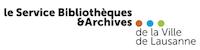 Service Bibliothèque et Archives, Lausanne