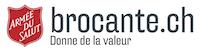 Logo Brocante Armée du salut