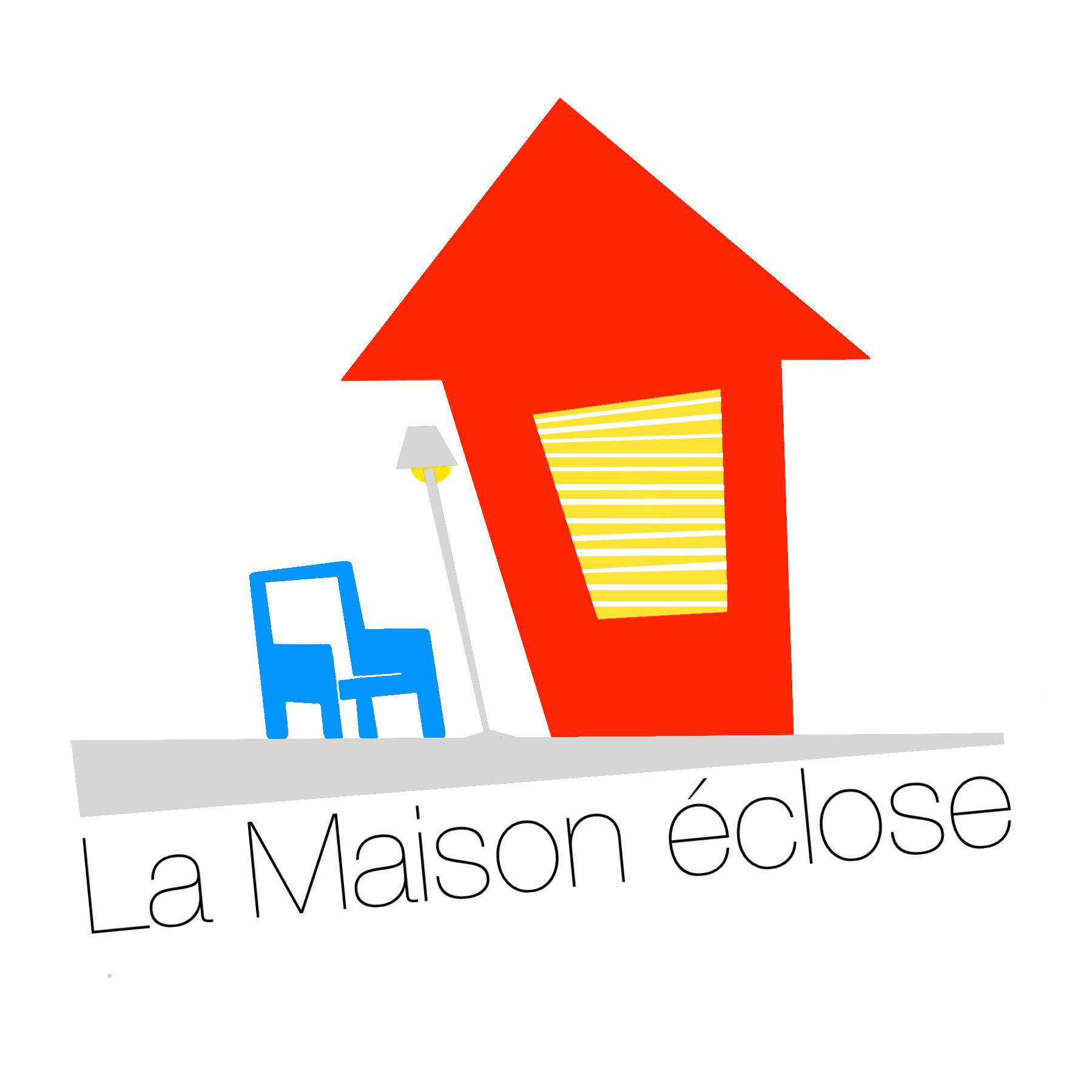 logo maison éclose